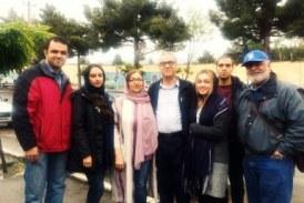 بازگشت عفیف نعیمی به زندان رجایی شهر برای سپری کردن باقیمانده محکومیت