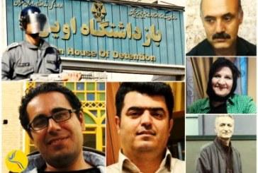 بازداشت هفت فعال صنفی معلمان در تهران / تداوم اعتصاب غذای اسماعیل عبدی در اوین