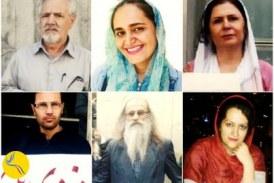 احضار ۱۸ تن از شهروندان و خانوادههای زندانیان سیاسی به دادگاه به دلیل حمایت از زندانیان سیاسی