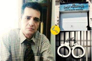 بازداشت یکی از زندانیان سیاسی سابق در تهران از سوی نیروهای امنیتی