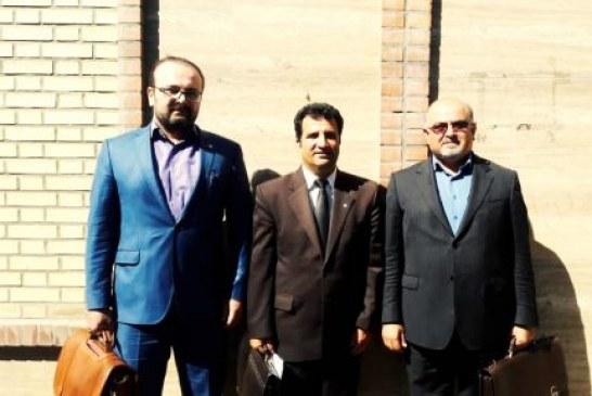 دادگاه محمد نجفی در اراک برگزار شد