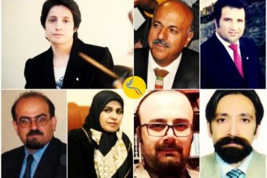 اعمال فشار بر وکلای مدافع حقوق بشر: «بازداشت»، «پرونده سازی»، «صدور حکم حبس»