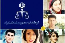 ۲۴ تن از بازداشت شدگان اعتراضات مردادماه در تهران به حبس محکوم شدند