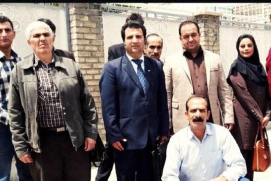 صدور حکم ۳۰ سال زندان برای محمد نجفی و سه تن دیگر از شهروندان شازندبه دلیل شرکت به در اعتراضات دیماه