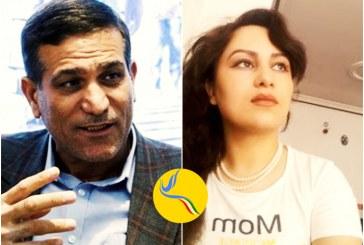 بازداشت برادر زهرا نویدپور؛ تهدید و فشار برای بازگشایی پرونده «قتل ناموسی»