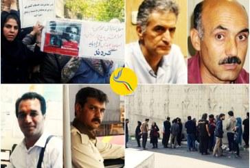 گزارشی از  آخرین وضعیت کارگران و معلمان بازداشت شده در تجمعات اخیر؛ انتقال بازداشت شدگان به زندان های اوین، قرچک و فشافویه