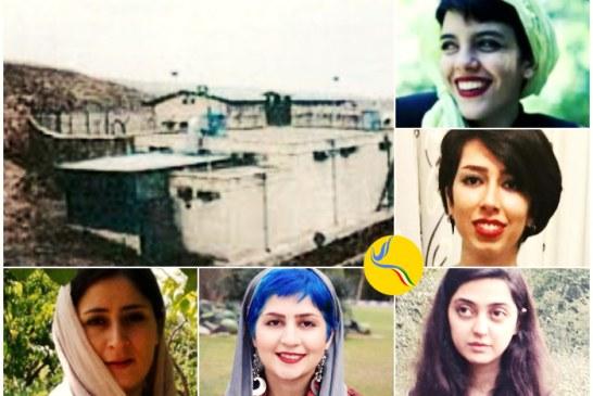 پنج فعال مدنی و کارگری در زندان قرچک ورامین مورد حمله و ضرب و شتم قرار گرفتند