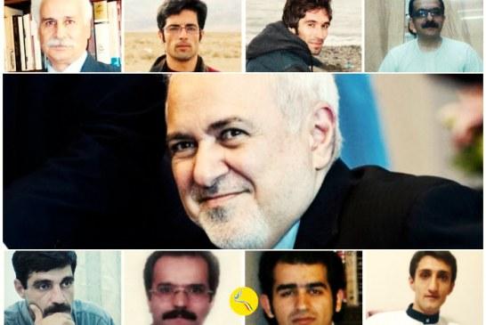 نامه زندانیان سیاسی رجایی شهر به ظریف: «باش تا صبح دولت مردم بدمد، آنگاه خواهید فهمید که دیپلماسی توجیه جنایت با نیش بازِ تا بناگوش چه عواقبی دارد»