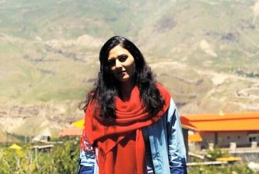 بازداشت و انتقال گلرخ ایرایی به بند ۲۰۹ اوین