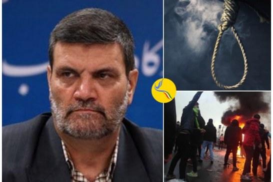 صدور حکم اعدام برای سه تن از شرکت کنندگان تظاهرات سراسری