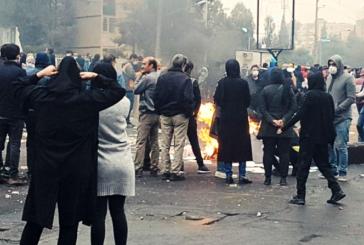 صدور حکم حبس برای تعدادی از بازداشت شدگان اعتراضات آبان ماه