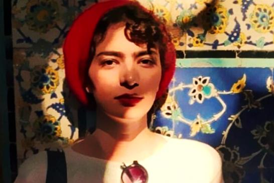 بلاتکلیفی اشرف نفری، فعال فضای مجازی در زندان قرچک ورامین