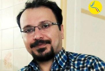اجرای حکم شلاق و انتقال احمدرضا حائری به زندان تهران بزرگ برای اجرای حکم حبس
