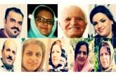 محکومیت ۸ شهروند بهائی مجموعا به ۱۱ سال و ۳ ماه حبس تعزیری