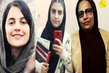 عدم رعایت اصل تفکیک جرائم و تهدید جانی سه زندانی سیاسی زن در زندان قرچک ورامین