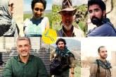 نامه تعدادی از خانوادههای فعالان محیط زیستی زندانی، به رئیس قوه قضاییه