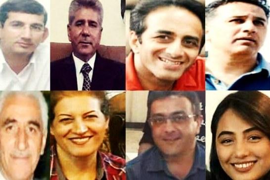 تائید حکم ۱۴ سال حبس تعزیری ۸ شهروند بهائی ساکن بندرعباس