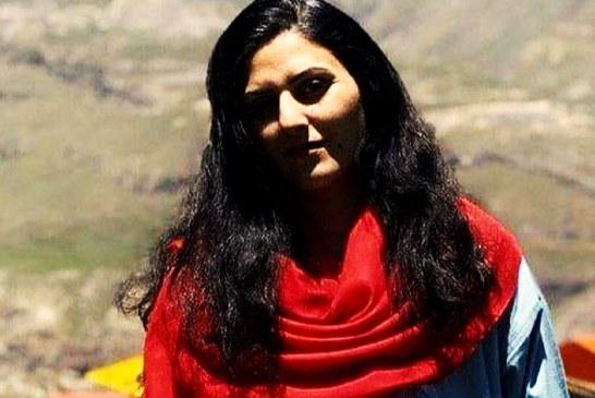 تبعید گلرخ ابراهیمی ایرایی، زندانی سیاسی، از زندان قرچک ورامین به زندان آمل