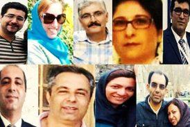 محکومیت قطعی ۹ شهروند بهائی به مجموعا ۹ سال حبس تعزیری