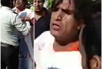 گزارشی از وضعیت رسول جلیلپور، مرد کفنپوش میدان ساحل کیش