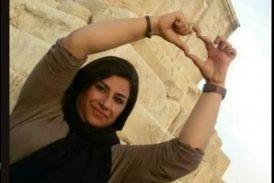 بازداشت محبوبه رضایی، برای اجرای حکم حبس