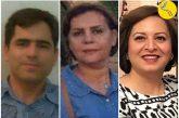 صدور حکم ۱۲سال و ۹ماه حبس تعزیری برای سه شهروند بهائی ساکن تهران