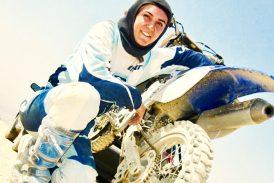 شهرزاد نظیفی، شهروند بهائی و قهرمان موتورکراس زنان، به ۸سال حبس تعزیری محکوم شد