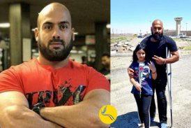 خالد پیرزاده، زندانی سیاسی، پیش و پس از اعزام به مرخصی استعلاجی