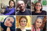 صدور حکم ۳۸سال حبس تعزیری برای ۵ فعال سیاسی