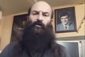 شیدای همدانی، شاعر مبارز و مخالف حکومت جمهوری اسلامی، دستگیر شد